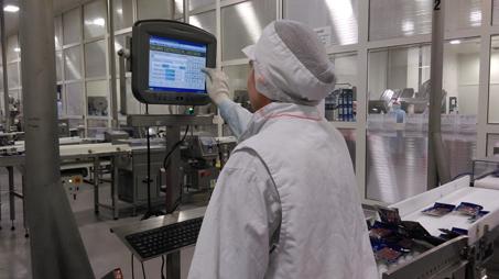 Operator maszyn i urządzeń przemysłu spożywczego – młodociany pracownik